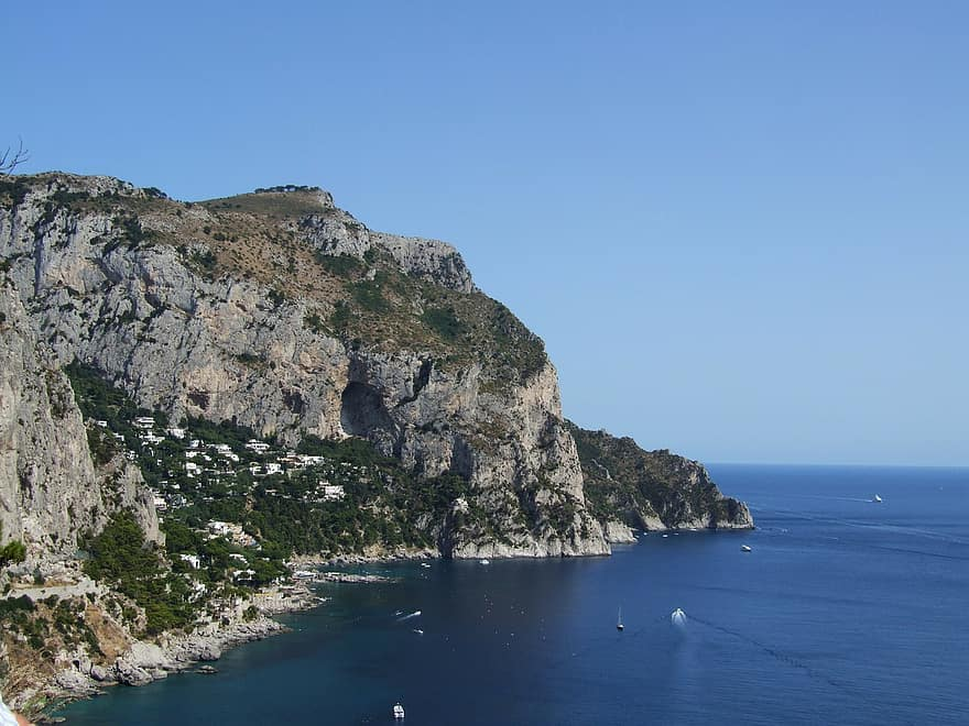 Amalfi Coast and Capri เวนิซ