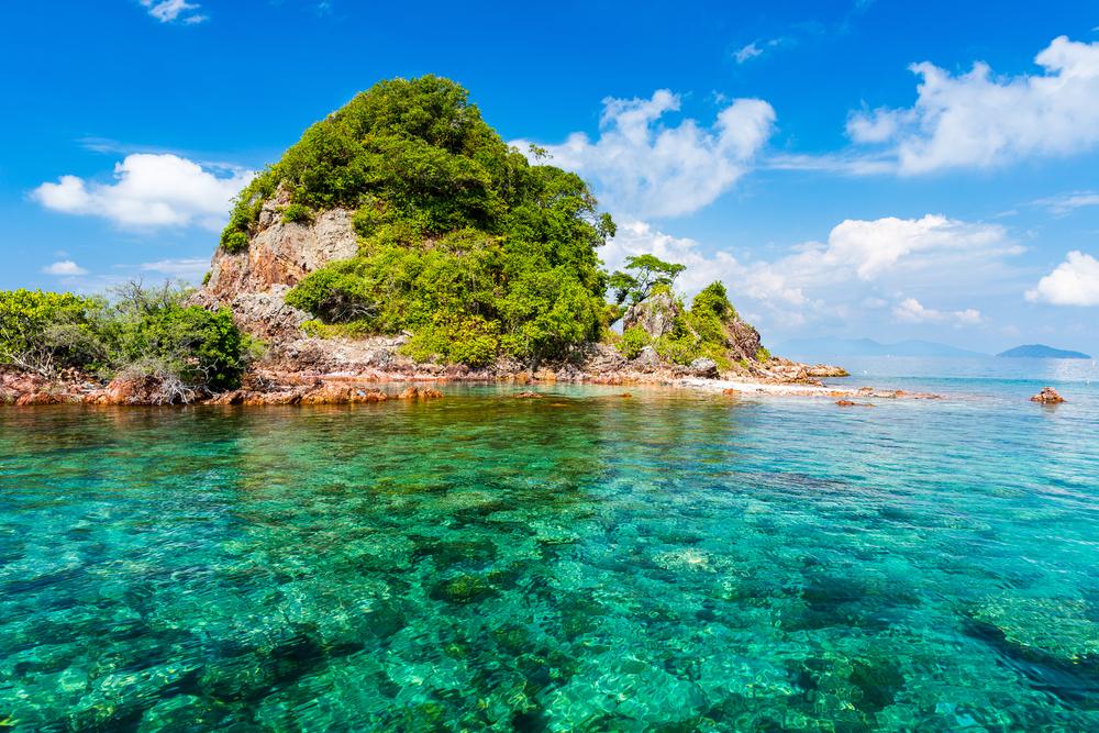 เกาะหมาก ที่เที่ยวจังหวัดตราด