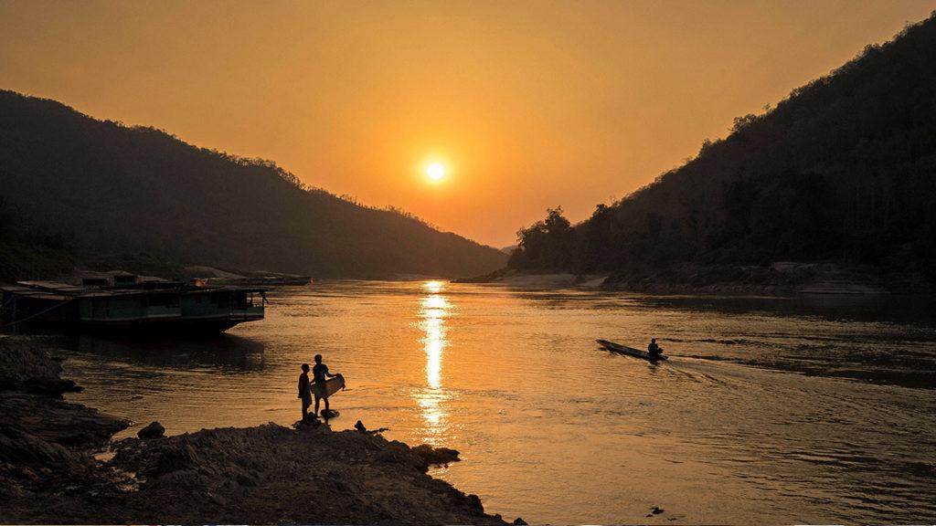 แม่น้ำโขง ที่เที่ยวในอุบลฯ