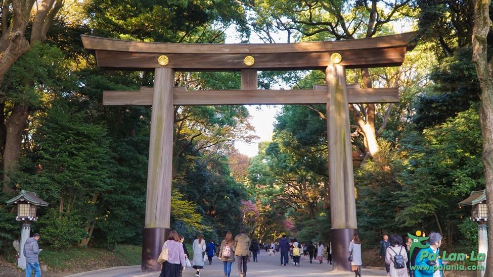 ศาลเจ้าเมจิ โตเกียว