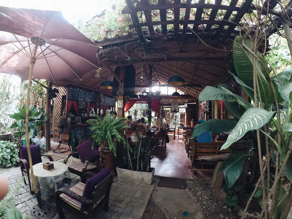 Om Garden Cafe คาเฟ่ปาย